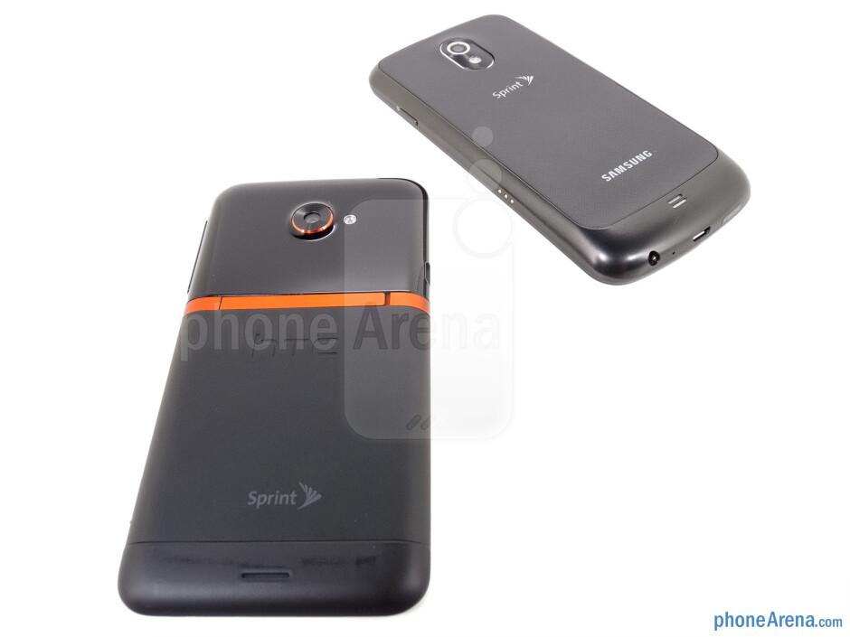 The HTC EVO 4G LTE and the Samsung Galaxy Nexus look pretty different - HTC EVO 4G LTE vs Samsung Galaxy Nexus
