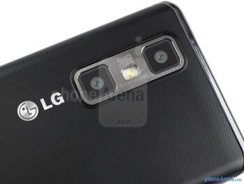 Dual cameras - LG Optimus 3D MAX Review
