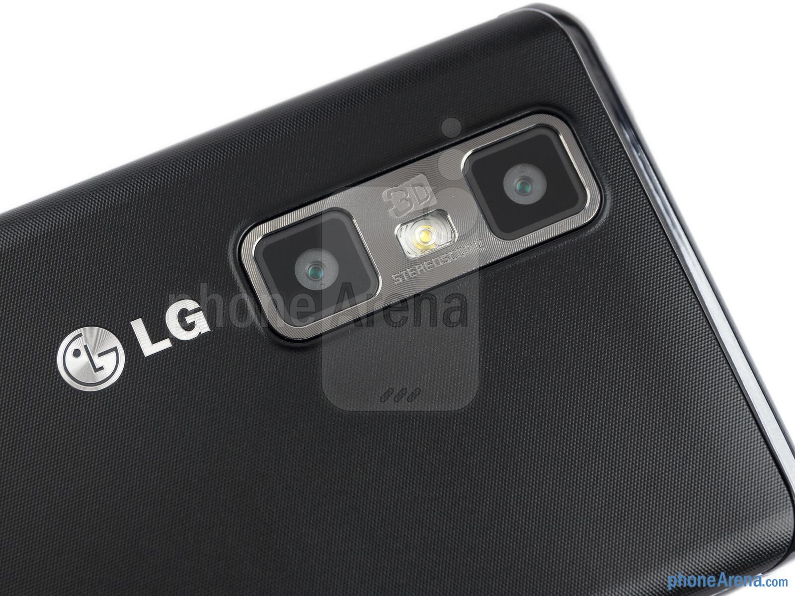 LG Optimus 3D MAX Review - PhoneArena