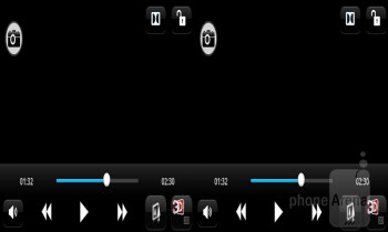 The video player - LG Optimus 3D MAX Review