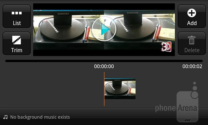 Lg Optimus 3d Max Review Camera And Multimedia