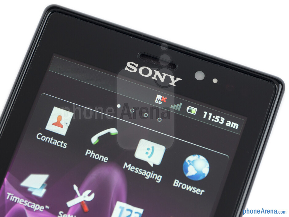 Sony Xperia sola Review
