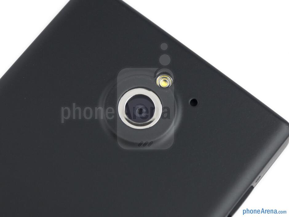 Camera - Sony Xperia sola Review