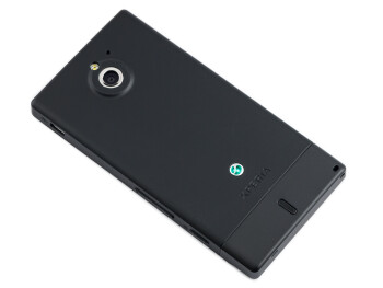Back - Sony Xperia sola Review