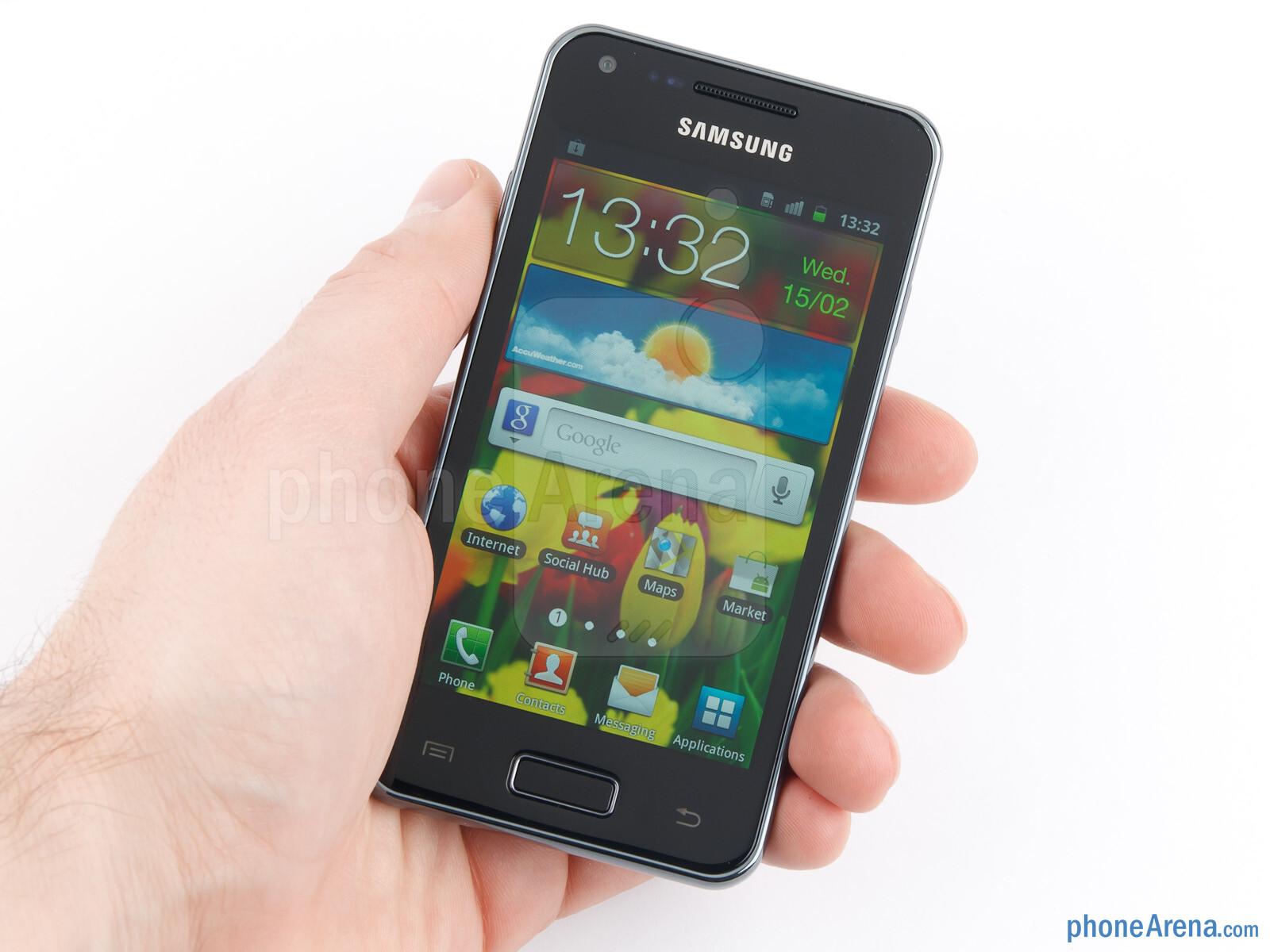 Samsung Galaxy S Advance Review - PhoneArena