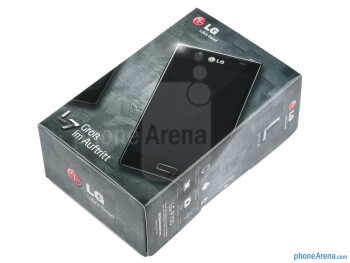 LG Optimus L7 Review