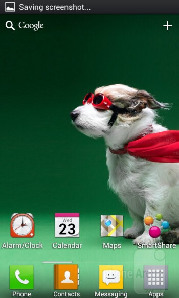 The LG Optimus L7 has Android Ice Cream Sandwich, skinned with Optimus UI - LG Optimus L7 Review