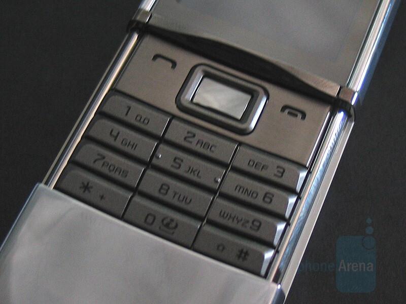 Nokia 8800 Sirocco Edition Preview