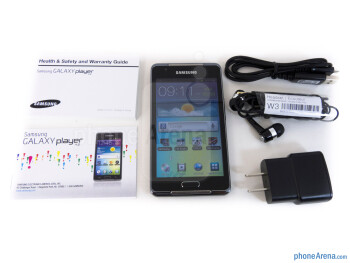 Samsung Galaxy Player 4.2 Review