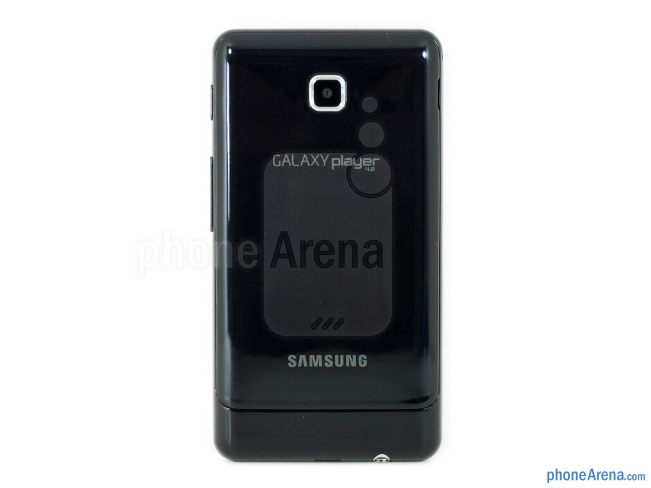 Back - Samsung Galaxy Player 4.2 Review
