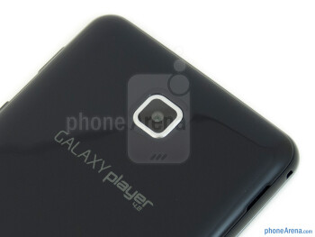 Camera - Samsung Galaxy Player 4.2 Review