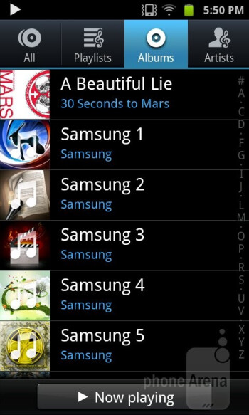 The music player - Samsung Galaxy Player 4.2 Review