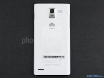 Back - Huawei Ascend P1 Review