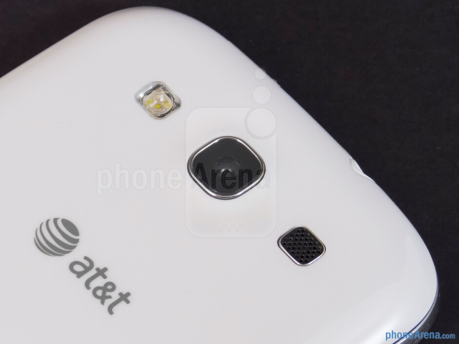 Rear camera - Samsung Galaxy S III Review (AT&T, Verizon, T-Mobile, Sprint)