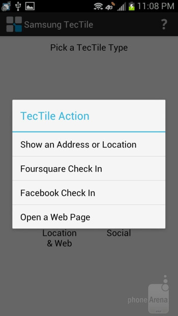 Samsung TecTiles - Samsung Galaxy S III Review (AT&T, Verizon, T-Mobile, Sprint)