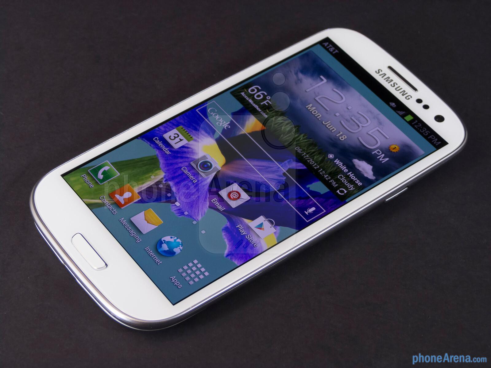 Samsung galaxy battery s3 verizon - Samsung Galaxy S Iii Review At T Verizon T Mobile Sprint