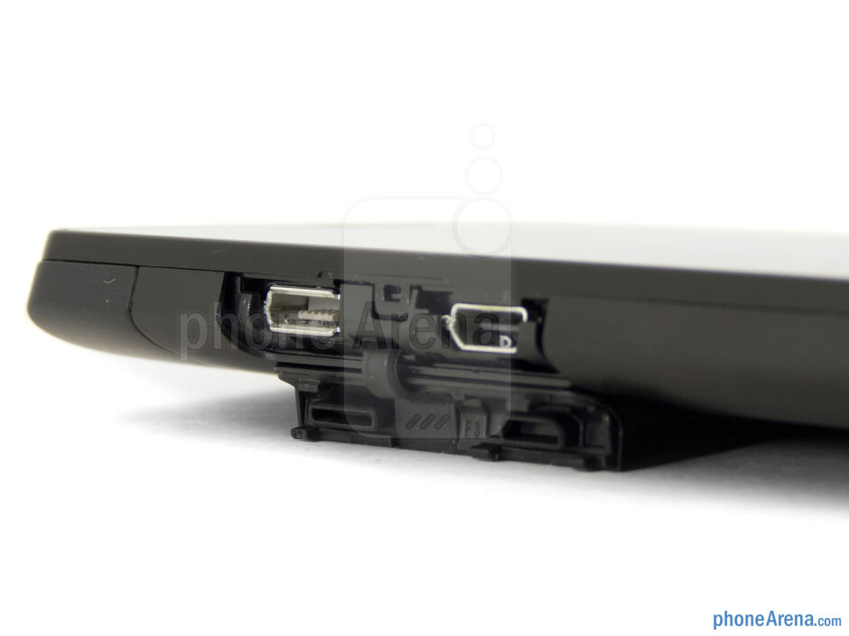 microUSB and microHDMI ports - Sony Xperia ion Review