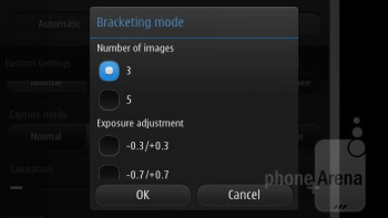 Bracketing - Nokia 808 PureView Review