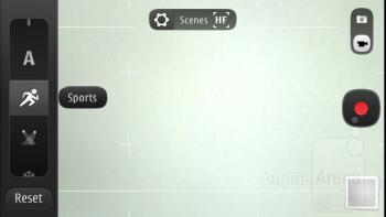 Scene mode - Nokia 808 PureView Review