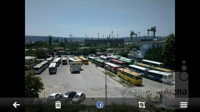 Nokia 808 PureView has a pretty capable photo editor - Nokia 808 PureView Review