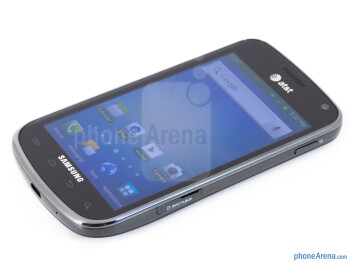 Samsung Exhilarate Review