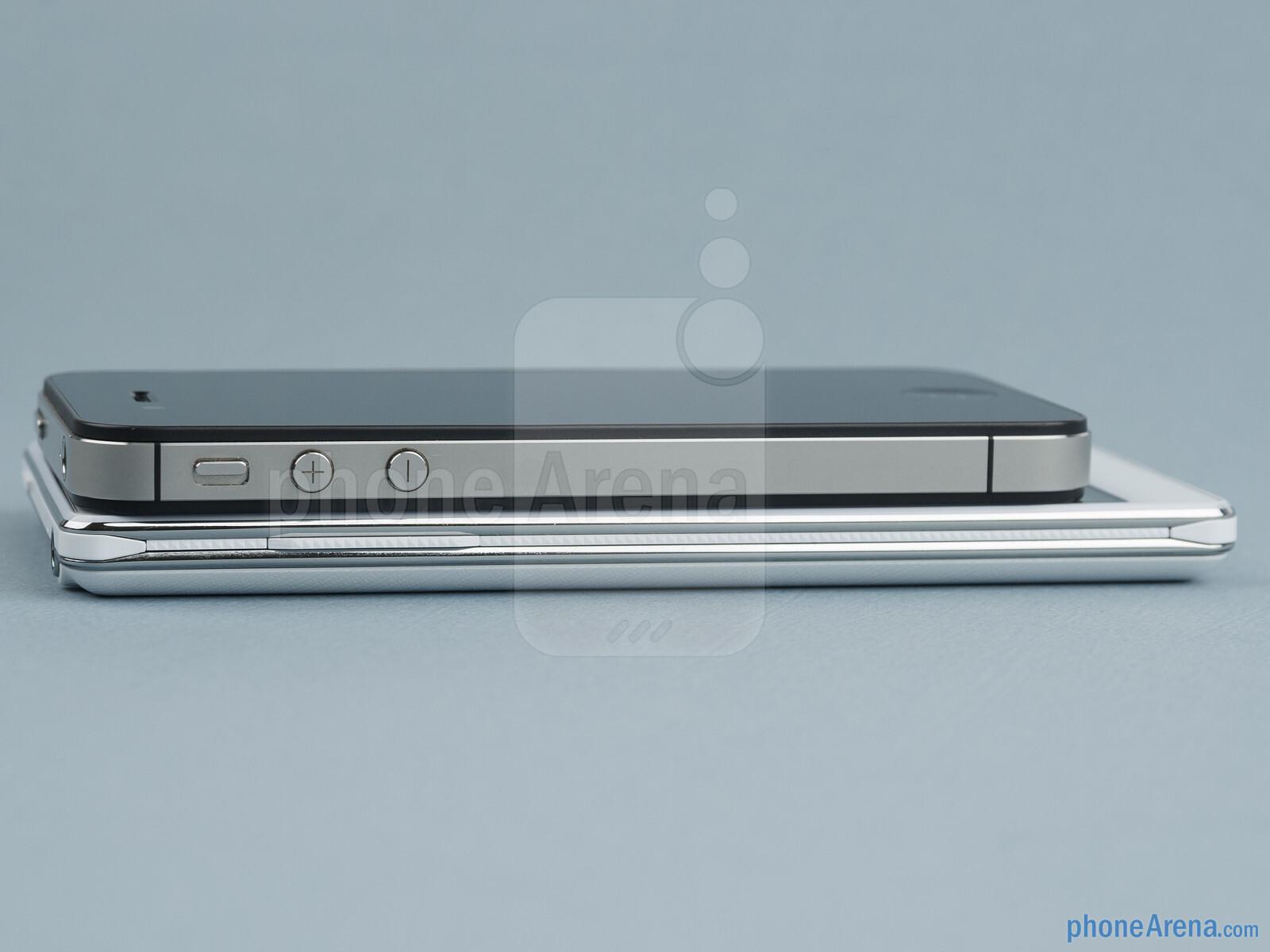 LG Optimus 4X HD vs Apple iPhone 4S