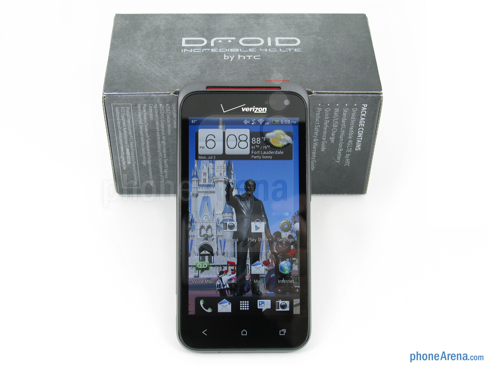 htc droid incredible 4g lte review rh phonearena com