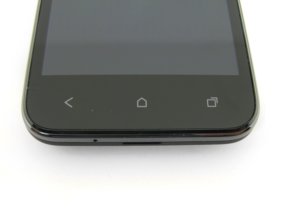 Android buttons - HTC Droid Incredible 4G LTE Review