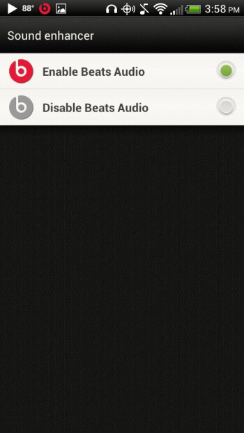 The HTC Music app - HTC Droid Incredible 4G LTE Review