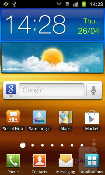 Samsung TouchWiz 4.0 interface over Android Gingerbread is the proven formula on the Samsung Galaxy Ace 2 - Samsung Galaxy Ace 2 Review