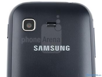 Camera - Samsung Galaxy Pocket Review