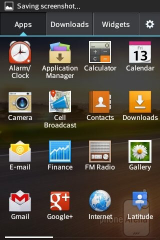Тhe LG Optimus L5 comes with Optimus UX over Android Ice Cream Sandwich - LG Optimus L5 Review