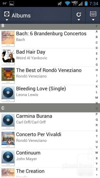 Motorola DROID RAZR MAXX - Music players - Samsung Galaxy S III vs Motorola DROID RAZR MAXX