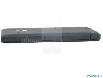 3.5mm jack (left) - The sides of the Sony Xperia go - Sony Xperia go Review