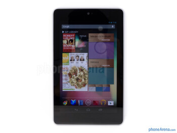 Front - Google Nexus 7 Review