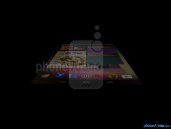 Viewing angles of the Google Nexus 7 - Google Nexus 7 Review