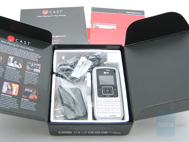 lg env review rh phonearena com LG Chocolate LG VX9800