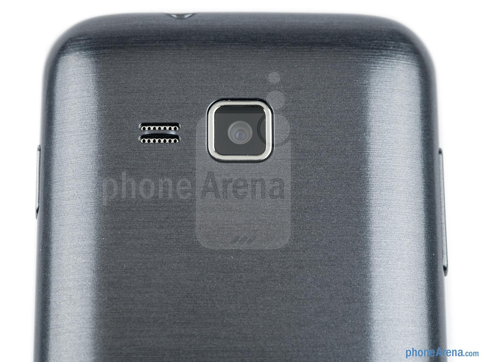 Samsung Galaxy Y Duos Specs Phone Arena