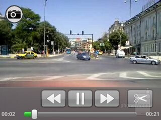 Video player - Multimedia capabilities of the Samsung Galaxy Y Pro Duos - Samsung Galaxy Y Pro Duos Review