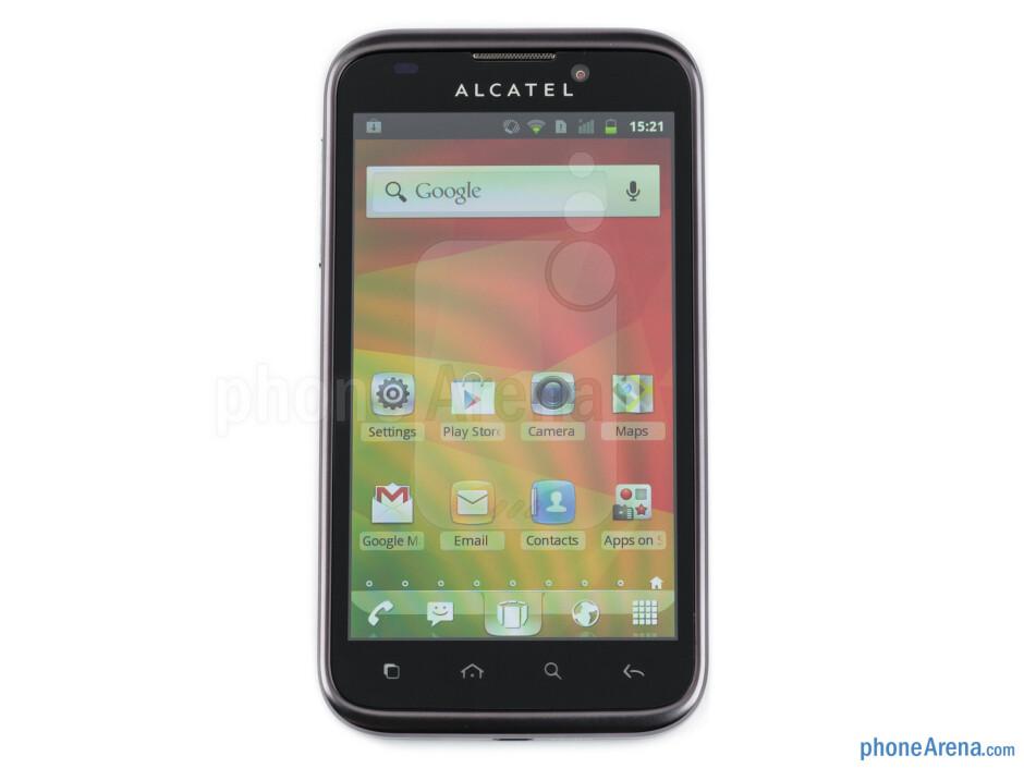 Alcatel OT-995 Review