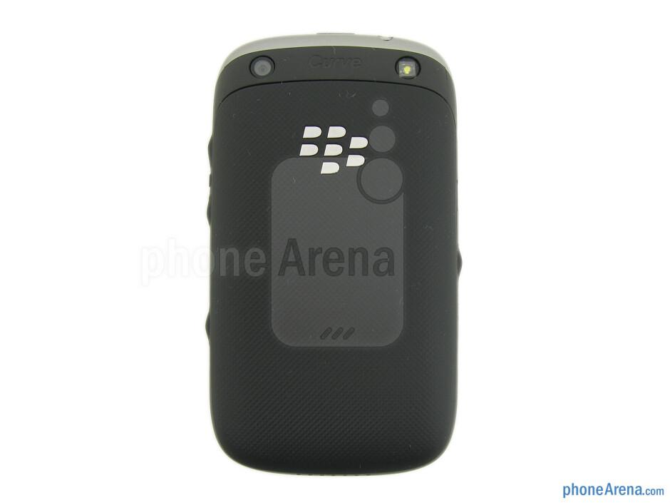 The RIM BlackBerry Curve 9310 closely resembles other BlackBerry devices - RIM BlackBerry Curve 3G 9310 Review