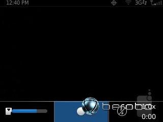 Camera interface - RIM BlackBerry Curve 3G 9310 Review