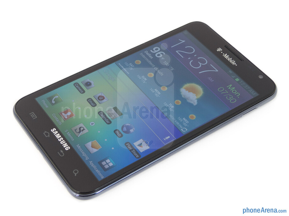 T-Mobile Samsung Galaxy Note Review