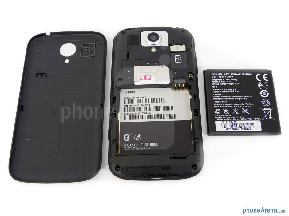 Battery department - T-Mobile myTouch Review