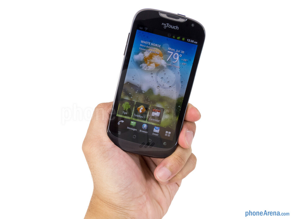 T-Mobile myTouch Review