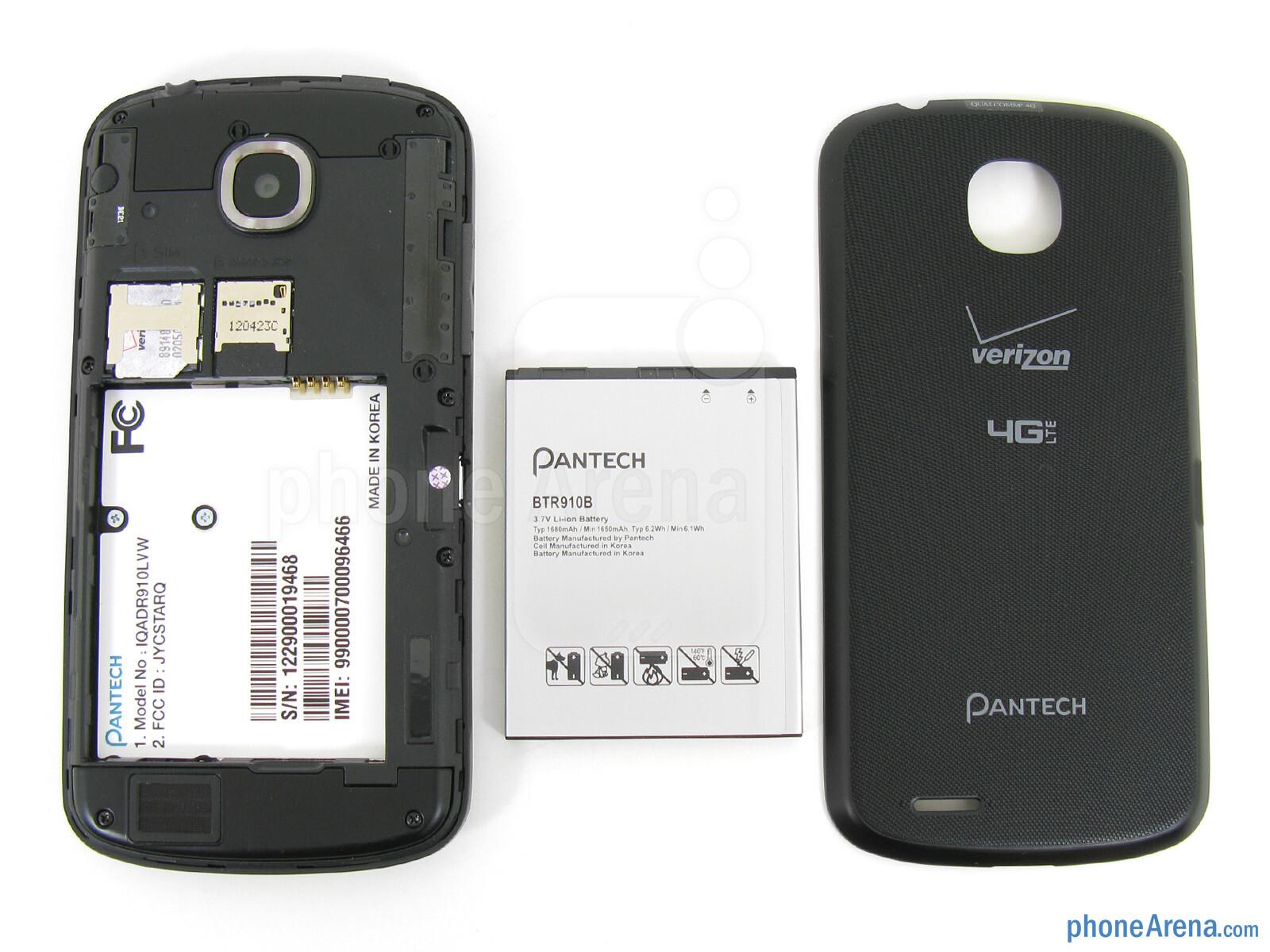 pantech marauder review rh phonearena com Pantech Marauder Case Cover Pantech Marauder Accessories