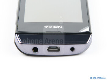 Top - Nokia Asha 305 Review