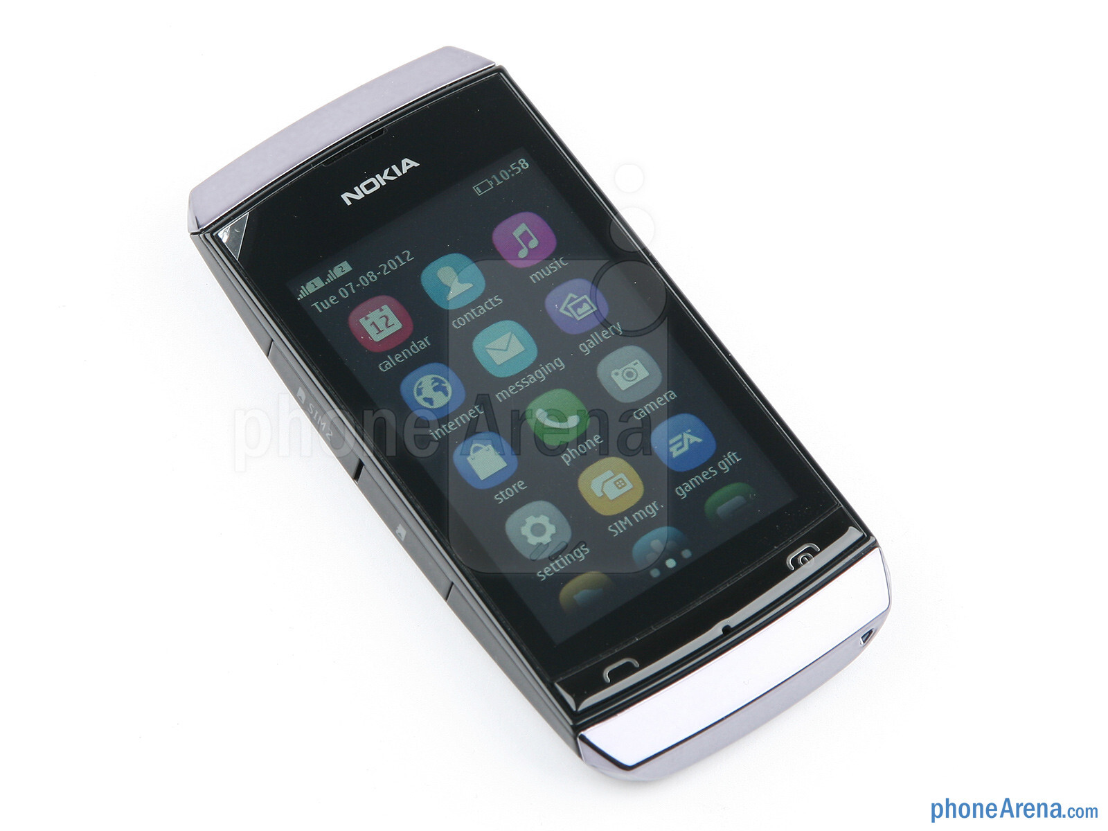 Nokia Asha 305 Review Call Quality Battery And Conclusion Phonearena