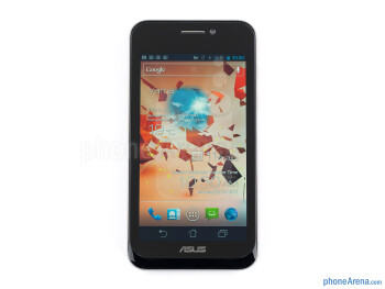 Front - Asus PadFone Review