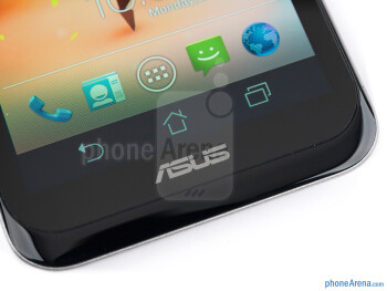 Android keys - Asus PadFone Review